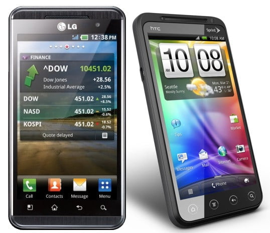 htc-evo-3d-front-and-lg-optimus-3d