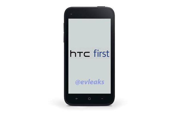 HTC First Leak