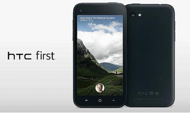 HTC First Official