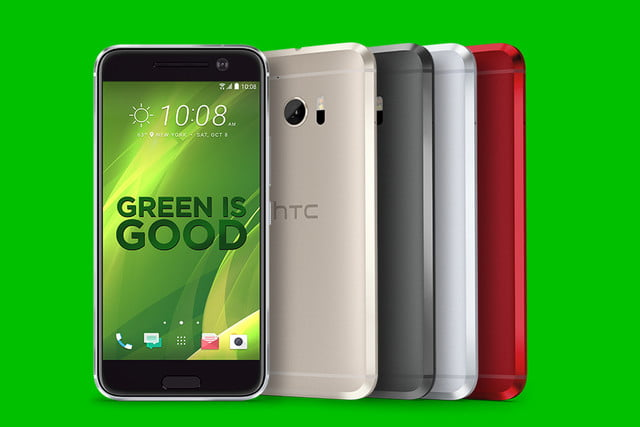 htc greenisgood campaign green is good