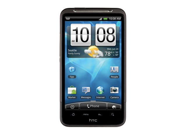HTC Inspire 4G front