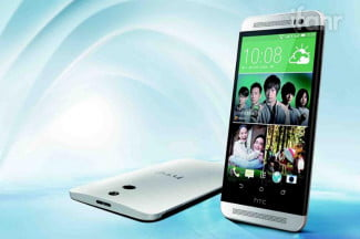 HTC M8 Ace Leak Silver
