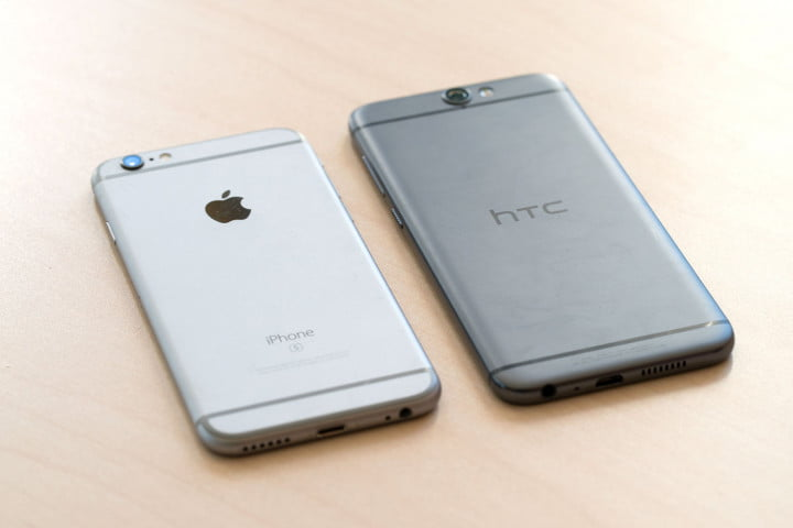 htc one a  review app grid