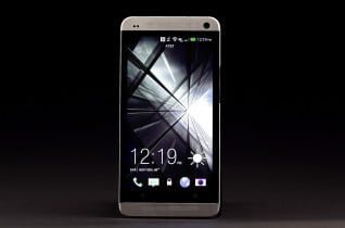 HTC One (front)