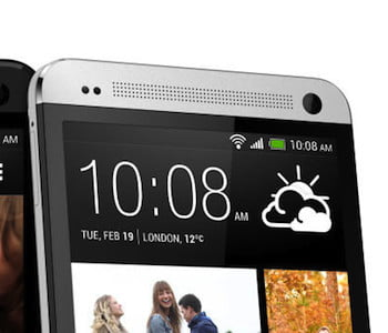 HTC One Leak Close Up