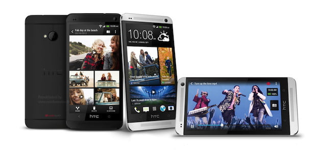 HTC One Leak Press Shot
