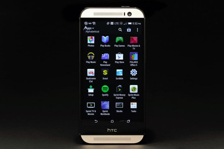htc one m  harman kardon edition review front apps