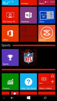 HTC One M8 Windows screenshot 6