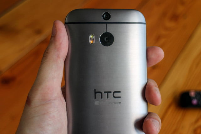 htc calls press ifa event one m  w windows hands on rear camera