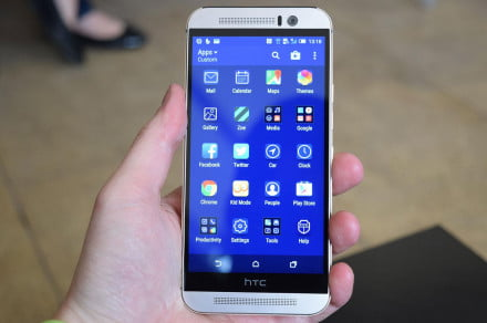 HTC One M9 front 2