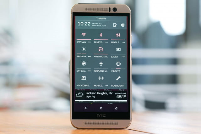 htc one m  tips and tricks settings