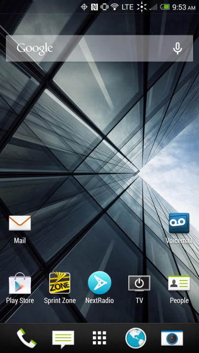 htc one max review screenshot