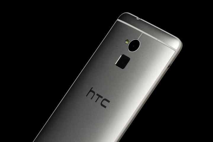 htc one max review top back angle