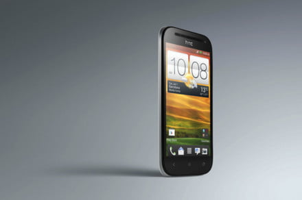 HTC One SV Front