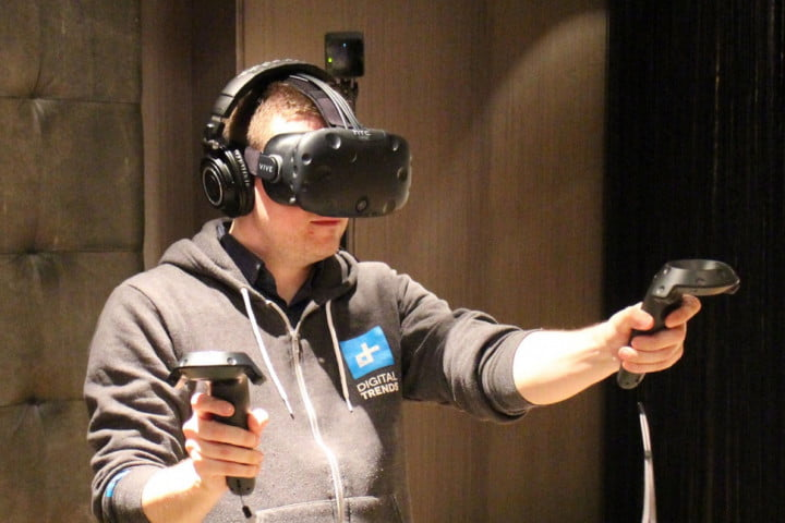 virtual reality and exclusivity htc vive