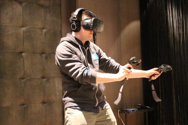 think your pc is ready for virtual reality valves new performance test will put it to the htc vive