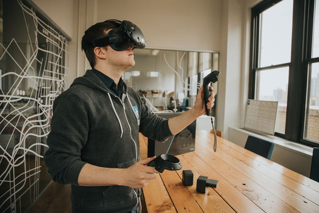 where to try htc vive