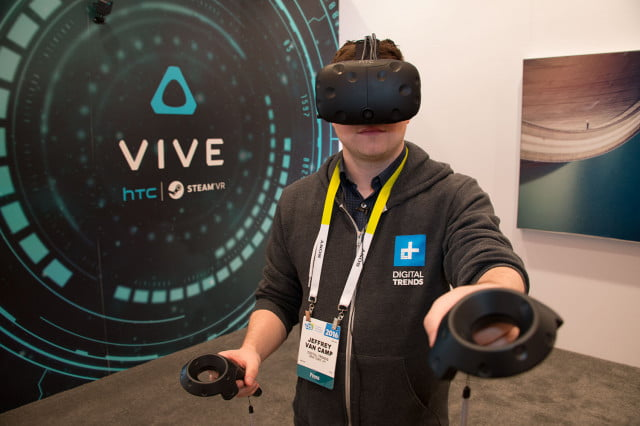 direct mode arrives exclusively on htc vive pre will come to original later handson
