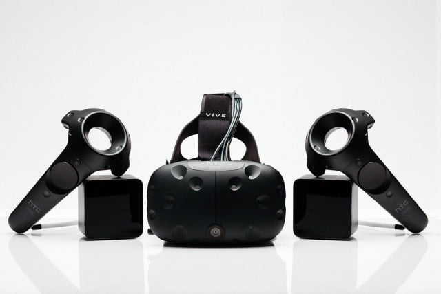 The Vive's redesigned sensors are much smaller