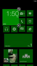 HTC Windows Phone 8X review screenshot home screen editing windows phone 8