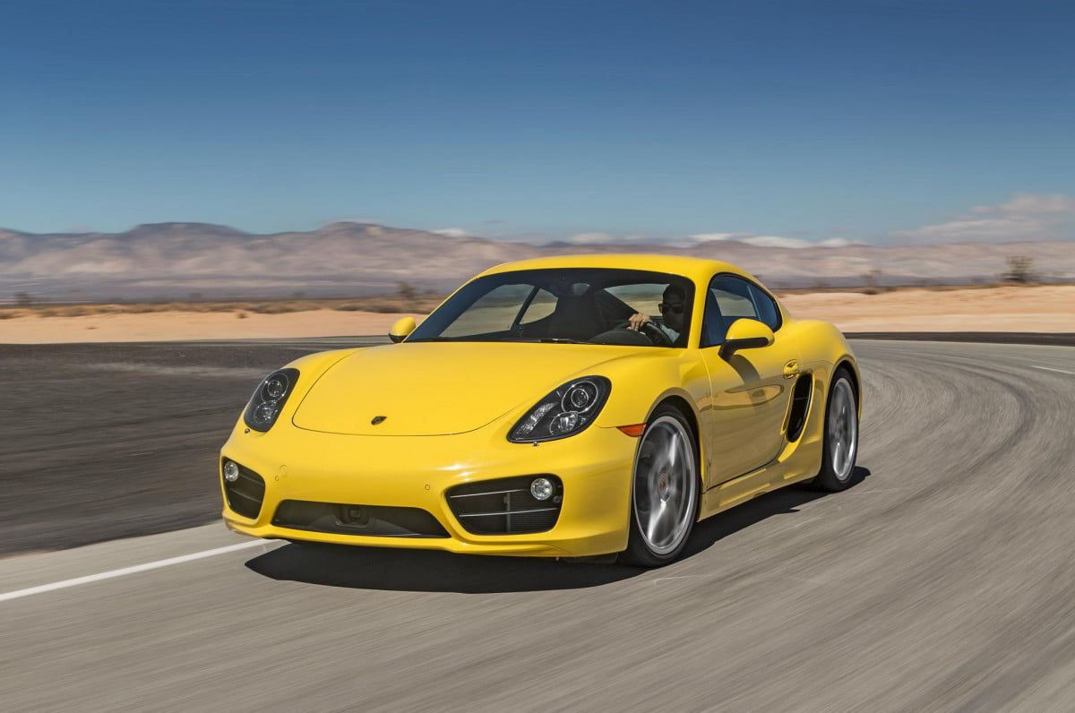 new porsche cayman gt  looks fantastic will cannibalize sales gts