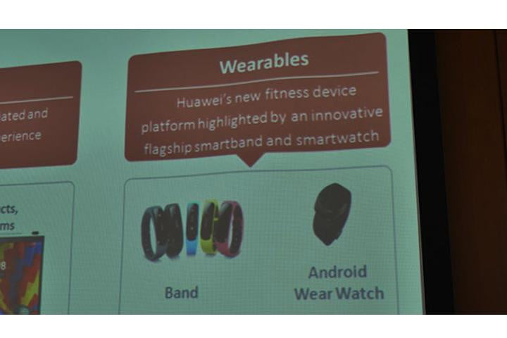 Huawei Android Wear Slide