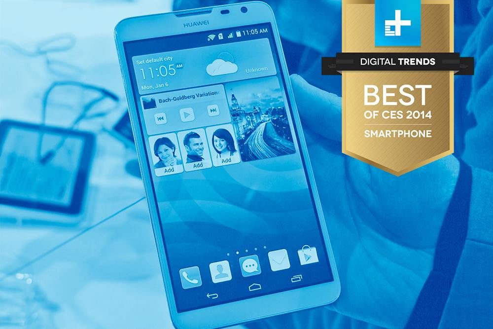 Huawei Ascend Mate 2 best of ces 2014