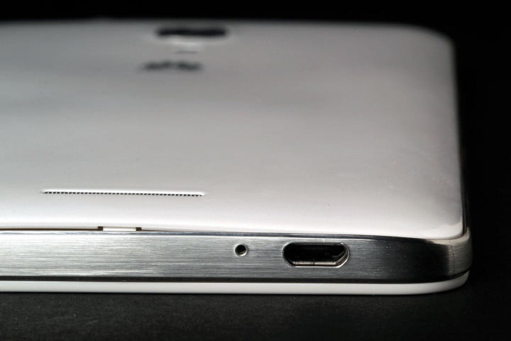 huawei ascend mate  review port