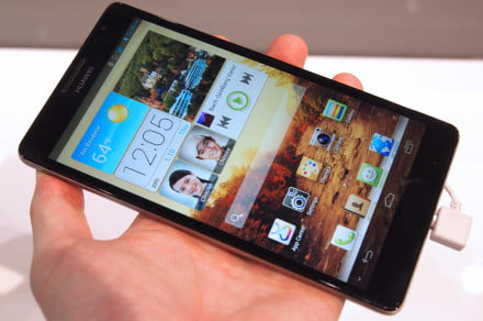 Huawei Ascend Mate 6.1 inch android smartphone