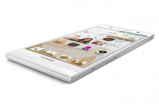 huawei announces the ascend p s