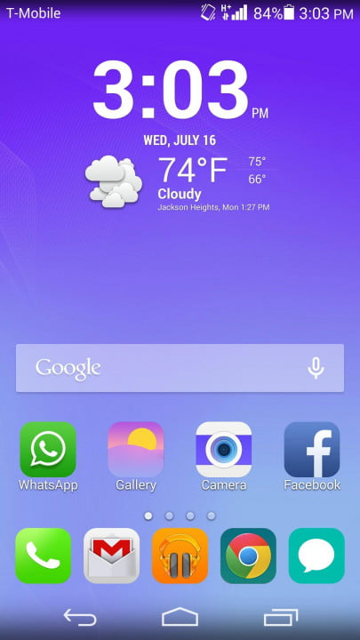 huawei ascend p  review dream theme
