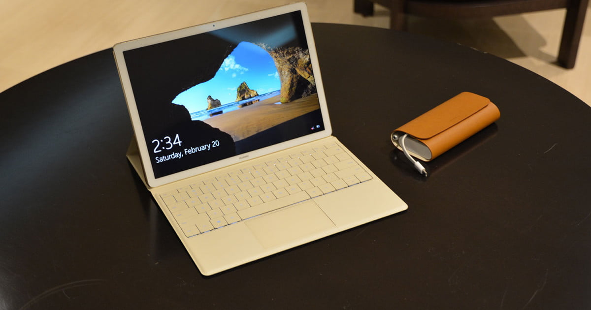 The Huawei Matebook Is Coming to the US on July 11 ...