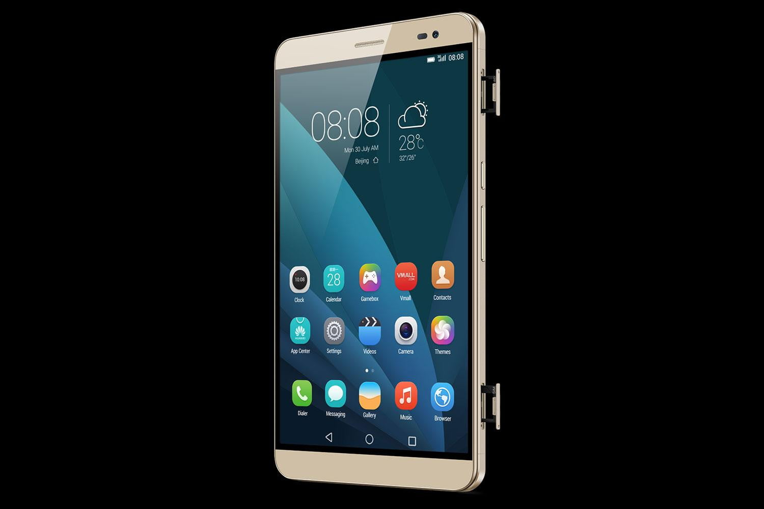 Huawei MediaPad X2: Phablet Specs, Features, Hands On, Etc ...