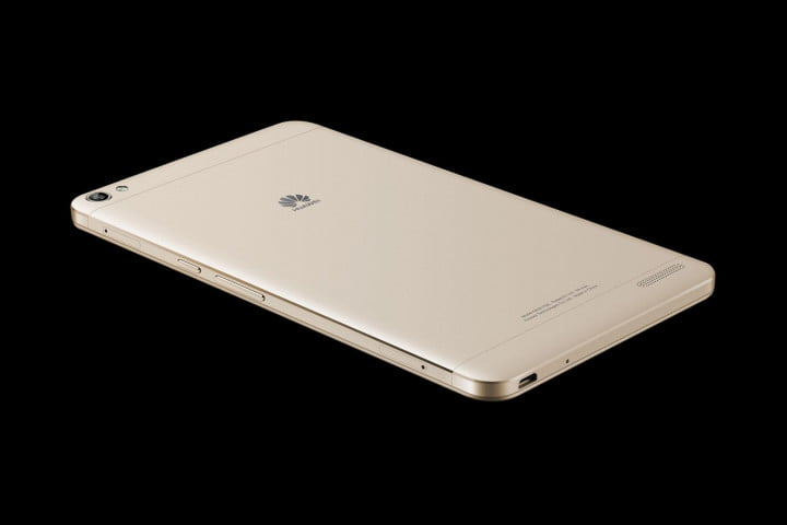 huawei mediapad x  hands on gold