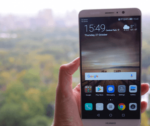 Everything you need to know about the Huawei Mate 9
