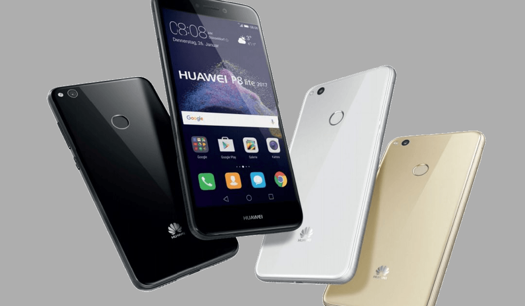 Huawei Announces its new 2017 P8 Lite smartphone