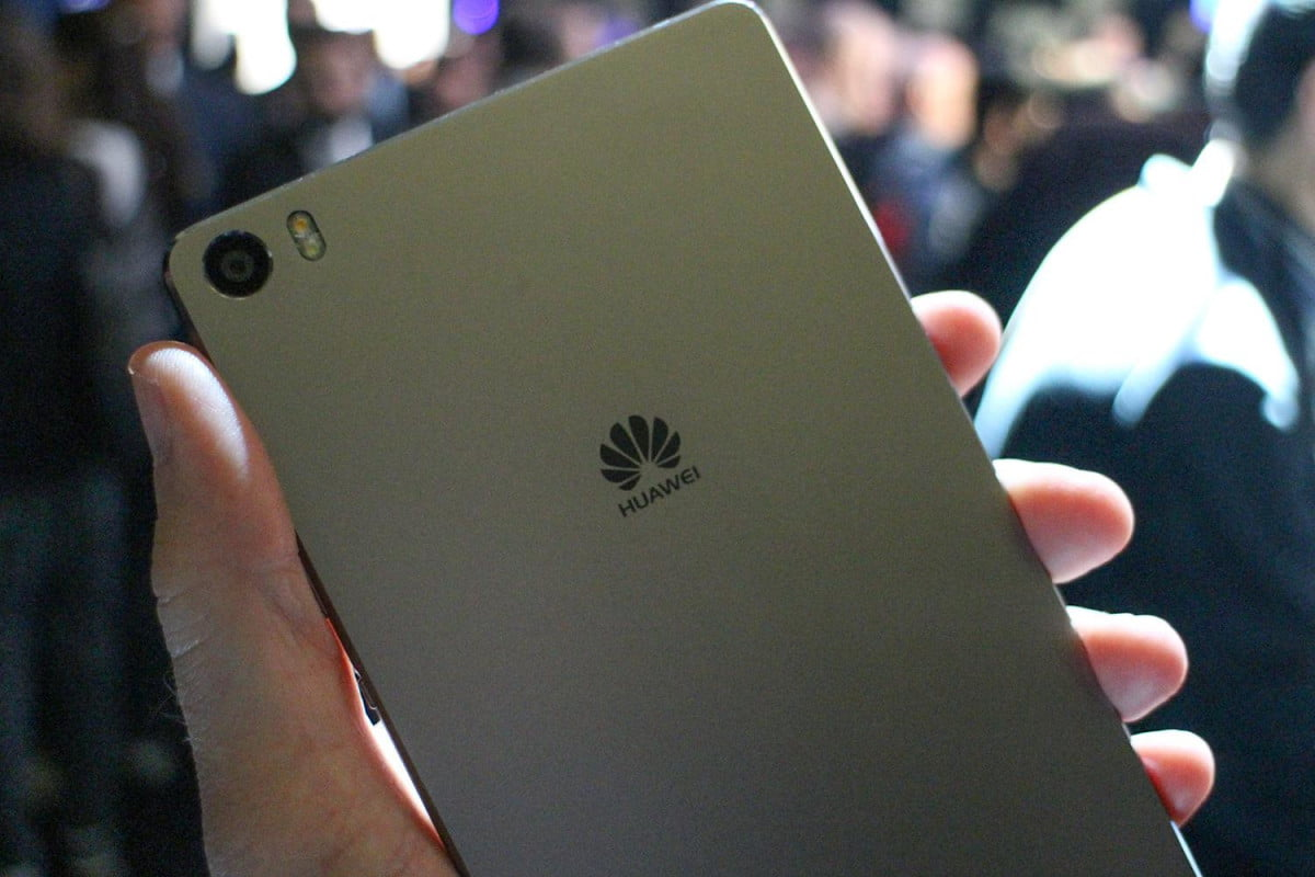 huawei targets number three smartphone spot in us p  max hands on