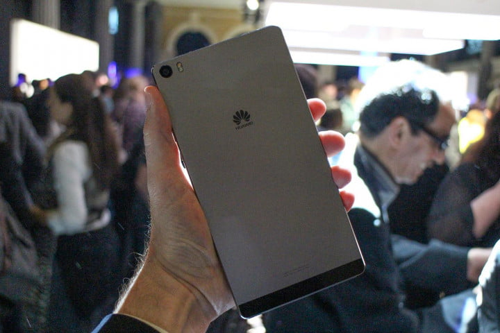 huawei p  max hands on