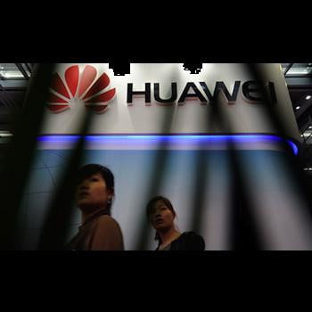 Huawei Show Photograph: Reuters