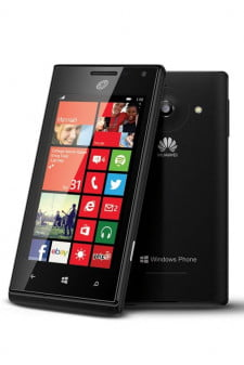 Huawei W1: The company's first Windows Phone Device