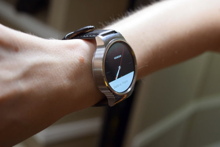 huawei watch hands on
