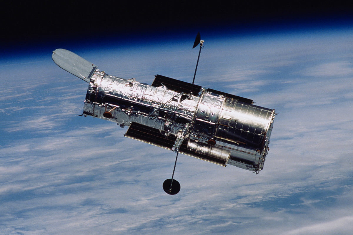hubble finds ten times the number of galaxies in universe