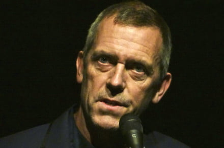 House's Hugh Laurie to...