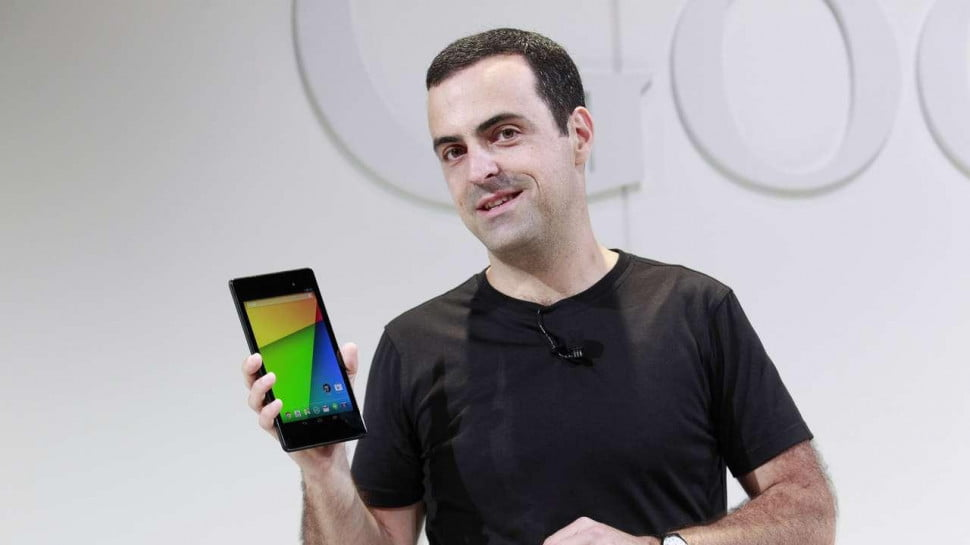 Hugo Barra Nexus 7