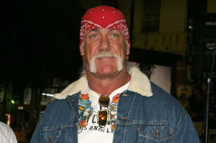 Hulk Hogan jean jacket