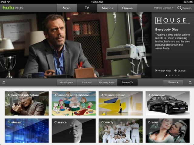 hulu promises free and full tv episodes for mobile devices app