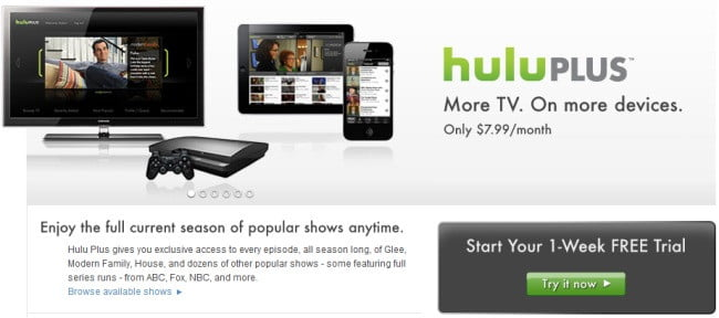 hulu-plus-official-launch-free-trial-8-dollars