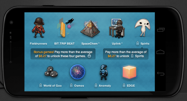 Humble Bundle for Android #3
