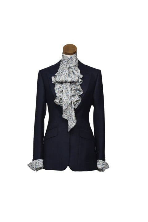 bentley takes bespoke to your torso with these savile row driving jackets huntsman bespokedrivingjacket women sfront