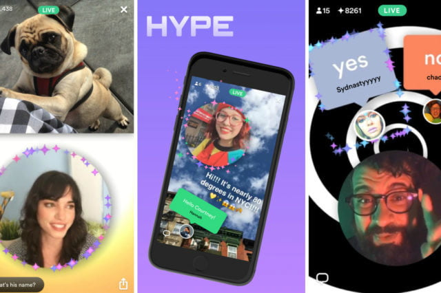 hype live streaming app